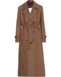 Giuliva Heritage Collection - The Christie Wool Trench Coat - Lyst