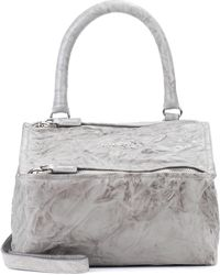 Givenchy - Pandora Small Leather Shoulder Bag - Lyst