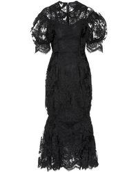 Simone Rocha - Lace Dress - Lyst