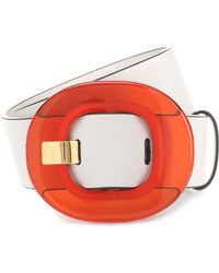 Marni - Leather Belt - Lyst
