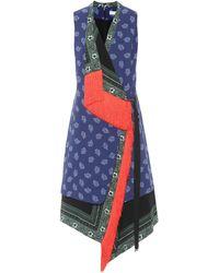 Altuzarra - Asymmetrisches Kleid Bina - Lyst