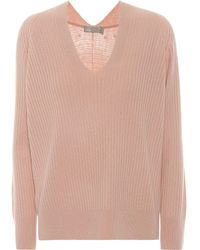 Vince - Wool And Cashmere Sweater - Lyst