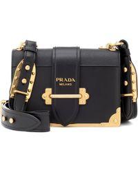 0eebb777dc318a Prada Cahier - Women's Prada Cahier Bags - Lyst