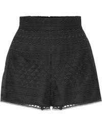 Philosophy Di Lorenzo Serafini - Lace Shorts - Lyst