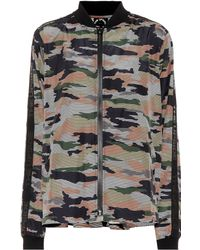The Upside | Camouflage Track Jacket | Lyst