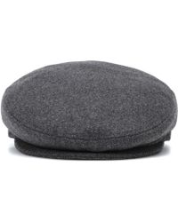 Isabel Marant - Wool-blend Hat - Lyst