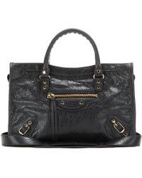 Balenciaga Classic City M Leather Tote