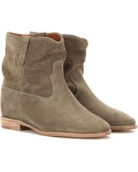 cc20bfafebf Lyst - Women s Isabel Marant Boots Online Sale