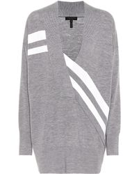 Rag & Bone - Oversized Wool Sweater - Lyst