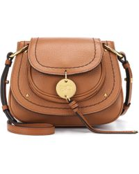 See By Chloé - Small Susie Leather Shoulder Bag - Lyst