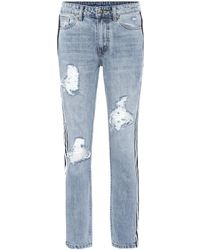 P.E Nation - Traction Girlfriend Jeans - Lyst