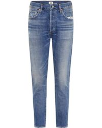 Citizens of Humanity - Liya High-waisted Jeans - Lyst