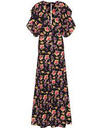Dodo Bar Or - Robe longue imprimée - Lyst