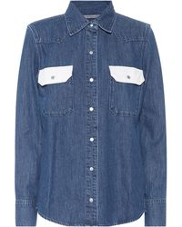 Calvin Klein Jeans - Denim Shirt - Lyst