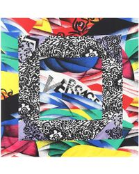 Versace - Exclusive To Mytheresa.com – Printed Silk Twill Scarf - Lyst