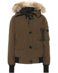 Canada Goose - Chilliwack Fur-trimmed Down Jacket - Lyst