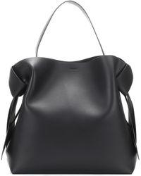Acne Studios - Masubi Leather Handbag - Lyst