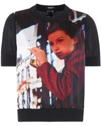 Undercover - Reversible Printed Jumper - Lyst