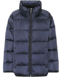 Tory Sport - Quilted Down Coat - Lyst