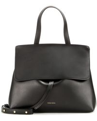 Mansur Gavriel - Lady Leather Shoulder Bag - Lyst