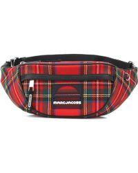 Marc Jacobs - Tartan Belt Bag - Lyst