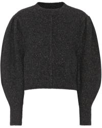 Isabel Marant - Elaya Alpaca-blend Sweater - Lyst
