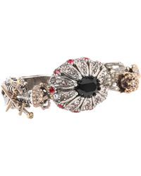 Alexander McQueen - Queen & King Multi-finger Ring - Lyst
