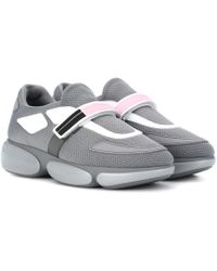 Prada - Sneakers Cloudbust - Lyst