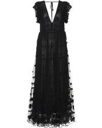 f087d86493 Ulla Johnson - Fifi Embroidered Maxi Dress - Lyst