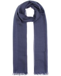 Brunello Cucinelli - Cashmere And Silk-blend Scarf - Lyst