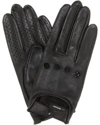 Isabel Marant - Roady Leather Gloves - Lyst