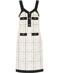 Gucci - Tweed Dress - Lyst