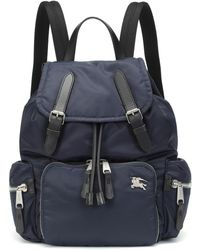 Burberry - The Medium Rucksack Backpack - Lyst