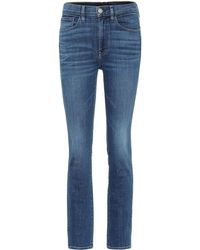 3x1 - Stevie High-rise Straight Jeans - Lyst