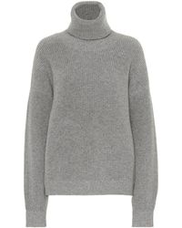 Tory Burch - Inez Wool And Cashmere Sweater - Lyst