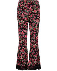 Dolce & Gabbana - Flared Trousers - Lyst