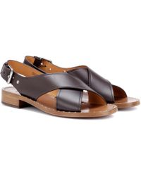 Church's - Leather Sandals - Lyst