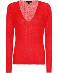 Rag & Bone - Donna Wool And Mohair-blend Sweater - Lyst