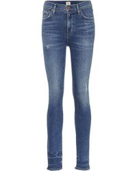 Citizens of Humanity - Rocket High-rise Skinny Jeans - Lyst