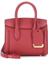 Alexander McQueen - Heroine 21 Leather Crossbody Bag - Lyst