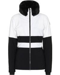 Fusalp - Levanne Faux Fur-trimmed Ski Jacket - Lyst