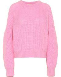 Baum und Pferdgarten - Exclusive To Mytheresa – Chuden Mohair And Wool-blend Sweater - Lyst