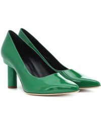 Tibi - Zo Patent Leather Pumps - Lyst