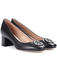 Tory Burch | Liana Leather Court Shoes | Lyst