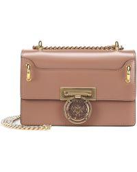 Balmain - Bbox 20 Leather Shoulder Bag - Lyst