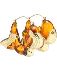 Ellery - Han Resin Earrings - Lyst