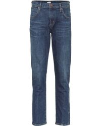 Citizens of Humanity - Elsa Mid-rise Cropped Slim Jeans - Lyst