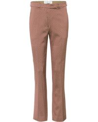 Etro - Jacquard Trousers - Lyst