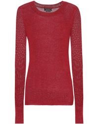 Isabel Marant - Beyond metallic sweater - Lyst