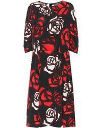 Marni - Floral-printed Dress - Lyst